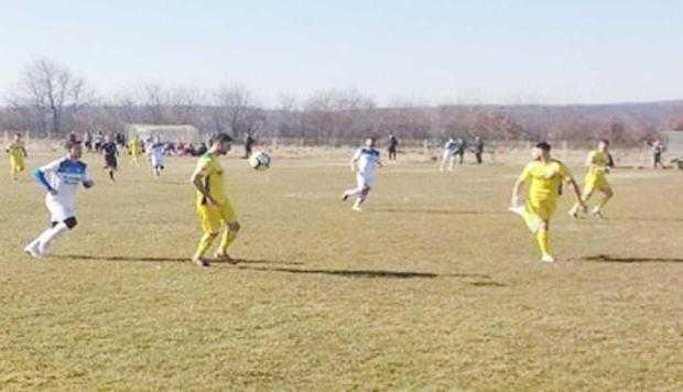 Victorie la scor pentru CS Mioveni în ultimul amical al iernii 5