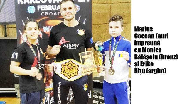 """Marius Cocean: """"Am doborât un adversar în 7 secunde"""" 5"""