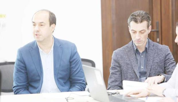 """Conferinţă finală în proiectul """"Performanţă în serviciile  de administraţie publică locală  ale municipiului Piteşti"""" 5"""