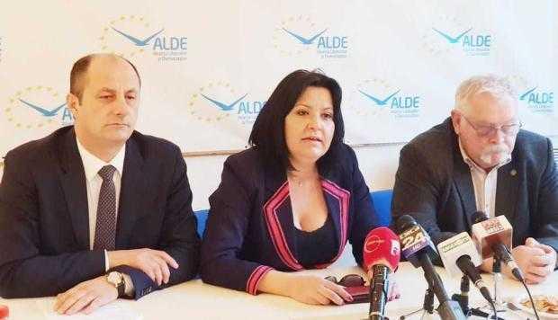 Robert Tudorache, nominalizarea ALDE Argeş pentru alegerile europarlamentare 5