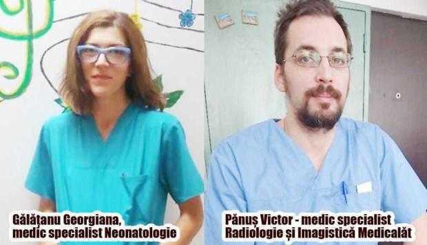 Medici noi la Spitalul Judeţean de Urgenţă Piteşti 5