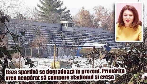 Primăria Ştefăneşti oferă francezilor 1,36 milioane euro pentru baza sportivă Dacia 5