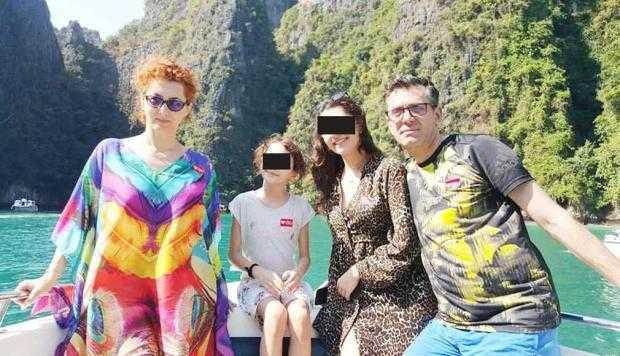 Şefa de la RMN  s-a suspendat trei luni de la Spitalul Judeţean, apoi a plecat în vacanţă în Thailanda 6