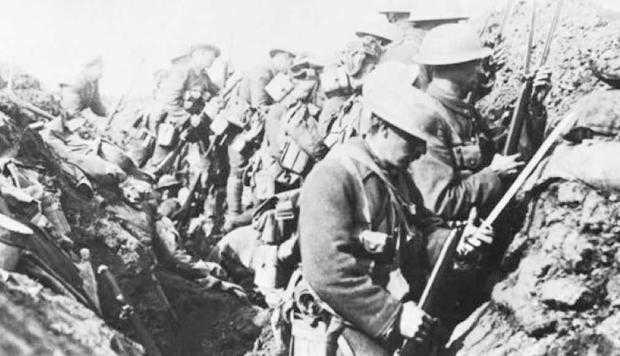 """Regimentul """"Radu Negru"""" Nr. 28 Argeş - în bătălia  de la Mărăşti 5"""