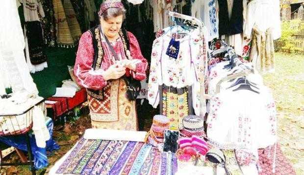 Maria Plopeanu, meşterul popular de pe valea Râului Doamnei 6