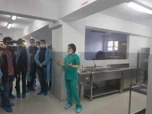Spitalul de Pediatrie din Pitești are o nouă bucătărie! 9