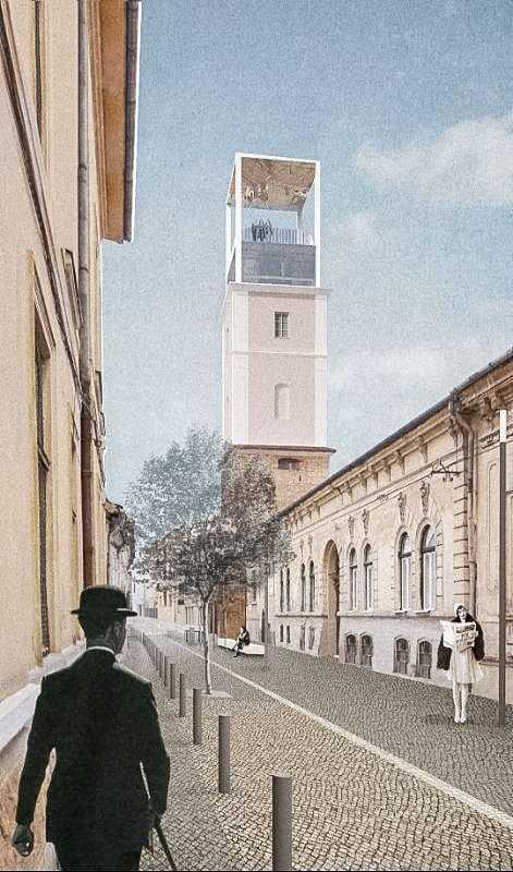 Turnul Pompierilor din Cluj, monument de la 1574, revitalizat cu peste 2 milioane de euro, fonduri europene 5