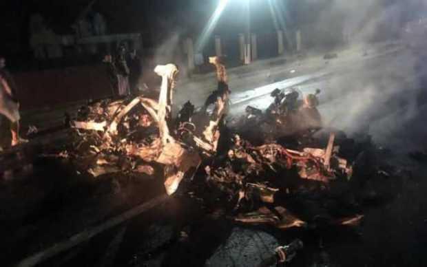 Un piteștean a murit într-un cumplit accident rutier 5