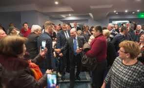 Peste 500 de membri ai PMP Argeş s-au întâlnit cu Băsescu la Piteşti 5