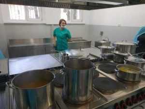 Spitalul de Pediatrie din Pitești are o nouă bucătărie! 7