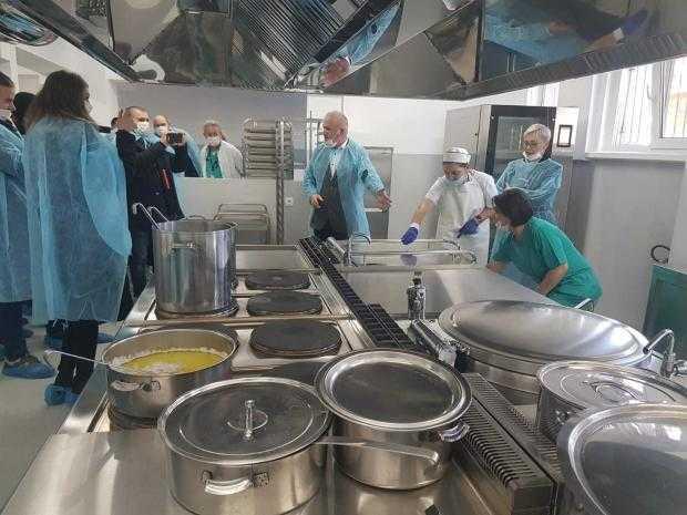Spitalul de Pediatrie din Pitești are o nouă bucătărie! 5