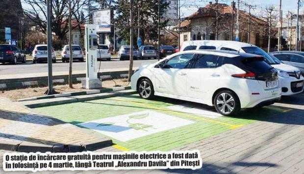 """Sorin Apostoliceanu, viceprimar Piteşti: """"Vrem să licenţiem pe loc taxiurile electrice"""" 5"""