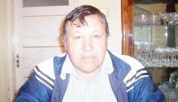 Constantin Radu I, internat la Spitalul Elias. A făcut  al treilea atac cerebral 5