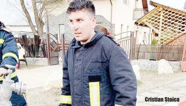 """Pompierii care salvează vieţi şi în timpul liber: """"E ceva de nedescris când, la sfârşitul unei intervenţii, primeşti un sincer «Mulţumesc!». Nu mai ai nevoie de nimic altceva"""" 4"""