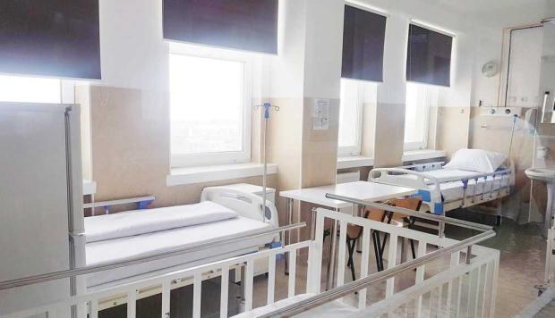 Spitalul de Pediatrie Piteşti - Etajul 5, reabilitat şi modernizat 4