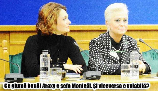 Angajaţii aduşi de la Bucureşti, la promoţie cu Monica Anghel, au statut special 5