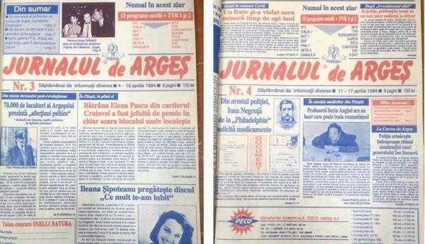 Jurnalul, la un sfert de veac. Cum îl văd oamenii care îl fac... 25 de ani, 1300 ediţii şi 3 milioane de ziare tipărite 5