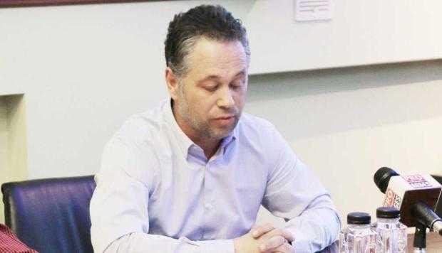 """Conferinţă de presă la ABAAV. Bogdan Gorunescu: """"Sunt probleme vizavi  de tot ce înseamnă staţie de epurare în Argeş"""" 5"""