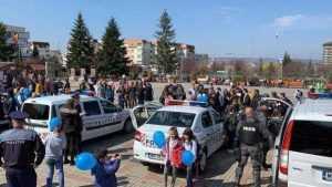 FOTO Ziua Poliției, sărbătorită cu paradă motorizată la Mioveni 3