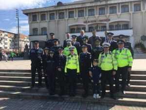 FOTO Ziua Poliției, sărbătorită cu paradă motorizată la Mioveni 6