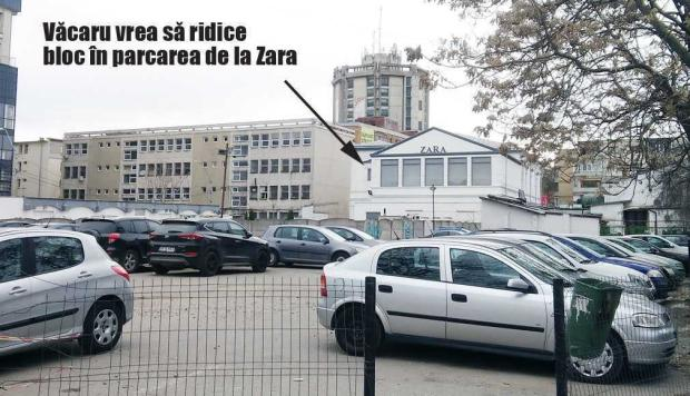 Cazul blocului din spatele magazinului Zara. Cum răspunde dezvoltatorul imobiliar 5