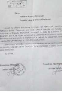 Ion Mihalcea rămâne viceprimar la Ștefănești 6