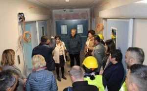 Ultimele noutăți de pe șantierul Spitalului de la Mioveni 9