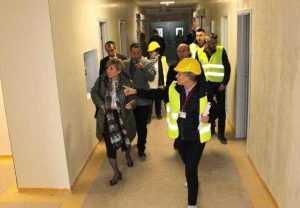 Ultimele noutăți de pe șantierul Spitalului de la Mioveni 4