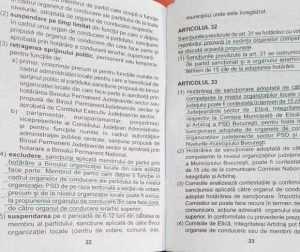 Criza de la Ștefănești are o soluție simplă: Statutul PSD îi permite lui Velcea să-l dea afară direct pe vicele Mihalcea 4