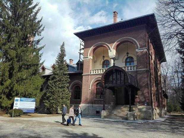 presshub.ro: O frescă unică în țară va putea fi admirată din martie 2021 la Palatul Regal din Curtea de Argeș, restaurat și consolidat cu fonduri structurale 5