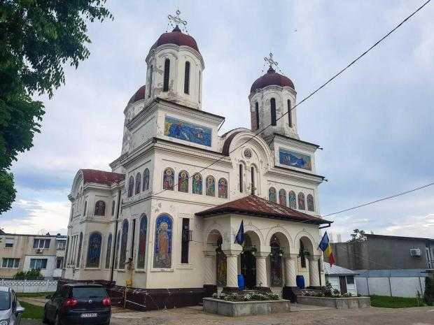 presshub.ro: Biserica din Mangalia, ctitorită de Regele Carol I și bombardată de nemți în Primul Război Mondial, restaurată cu bani europeni – PressHub 5