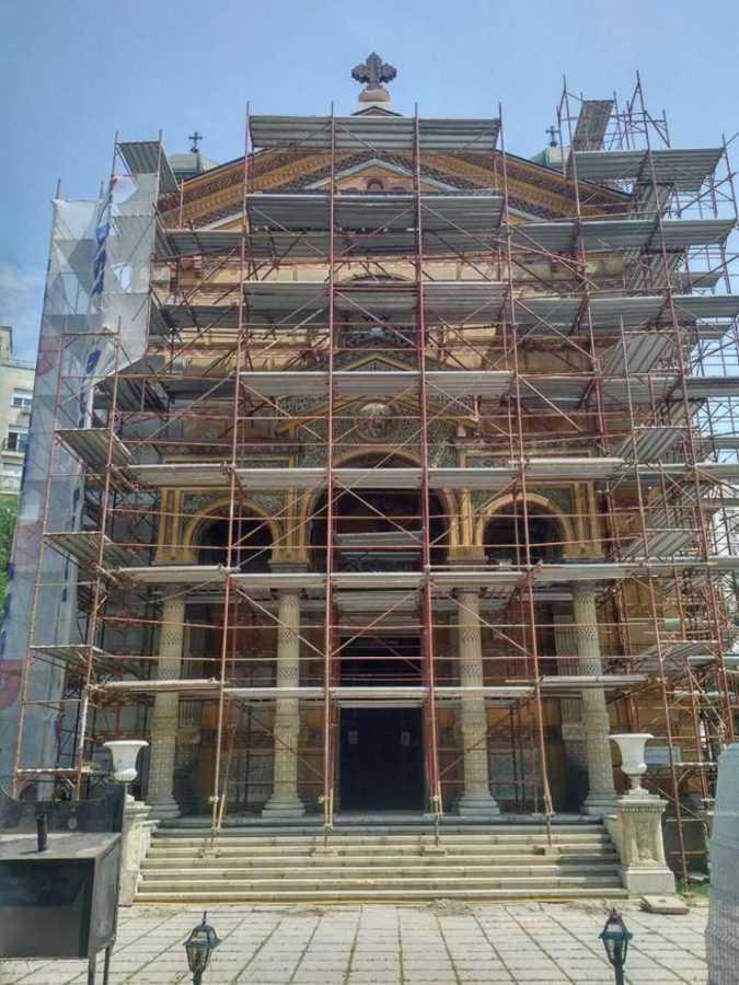 """presshub.ro: Biserica """"Înălțarea Domnului"""" – Domnița Bălașa, restaurată cu bani europeni – PressHub 5"""