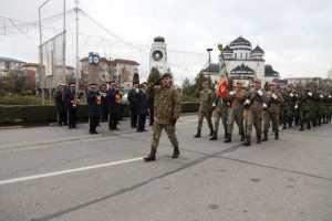 Ziua armatei, mesajul primarului Georgescu