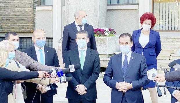 """Daniel Constantin: """"Vom eficientiza administraţia şi vom schimba modul în care statul român se raportează la cetăţean"""" 6"""
