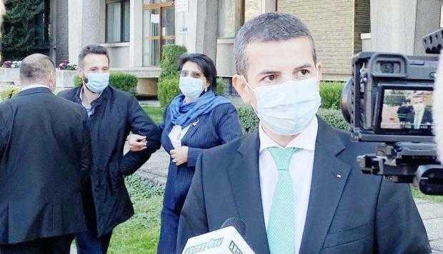 """Daniel Constantin: """"Vom eficientiza administraţia şi vom schimba modul în care statul român se raportează la cetăţean"""" 7"""