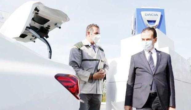 Premierul Ludovic Orban, din nou alături de argeşeni 7