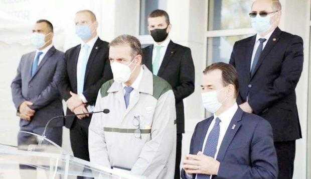 Premierul Ludovic Orban, din nou alături de argeşeni 5