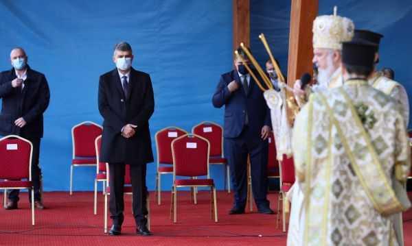 Patriarhul Daniel, pandemia și autoritățile