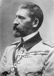 La 10 Octombrie 1914 a încetat din viaţă regele Carol I. Nepotul lui, Ferdinand, urcă pe tronul României 6