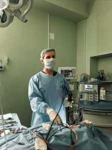 Premieră medicală la Spitalul Județean de Urgență Pitești, realizată de echipa ORL 7