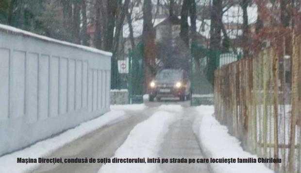 Raportul Corpului de Control o desfiinţează pe soţia şefului de la Silvic / Mii de kilometri nejustificaţi, făcuţi de Alina Chiriloiu cu maşina Direcţiei Silvice 2