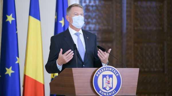 Iohannis - Președintele României
