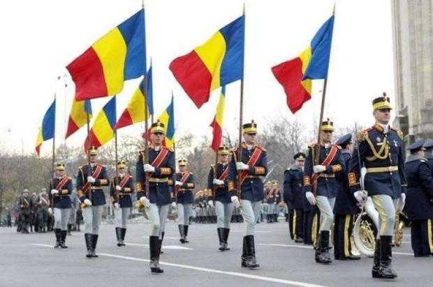 De 1 decembrie, prima ceremonie militară fără public la Alba Iulia 5