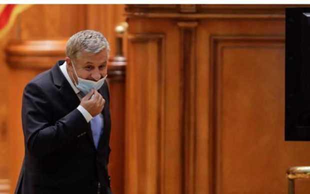 Numirea lui Florin Iordache în fruntea Consiliului Legislativ, în dezbaterea CCR 1