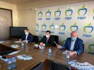 """Cătălin Bulf: """"Proiectul pentru desființarea pensiilor speciale este un proiect PMP"""" 4"""