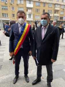 """Cristian Gentea, oficial, primarul Piteștiului: """"Prioritatea zero este traversarea pandemiei"""" 7"""