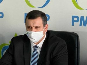 """Cătălin Bulf: """"Proiectul pentru desființarea pensiilor speciale este un proiect PMP"""" 6"""
