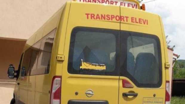 Regulile anti-Covid încălcate pe microbuzele școlare 2