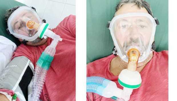 Întors din morţi, Gheorghe Dinescu îşi spune povestea horror de pacient Covid 6