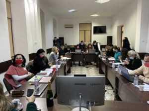 PSD Argeș-43,4%, PNL—18, USR-PLUS-14,5 6